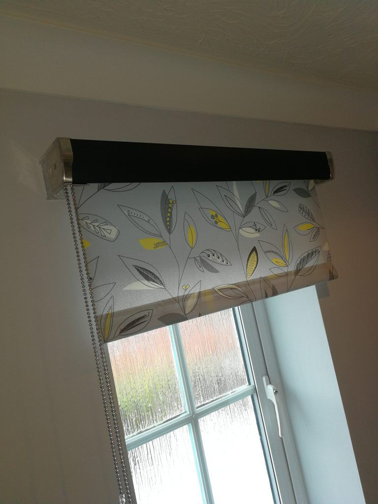 Roller Blinds Curtain And Blind