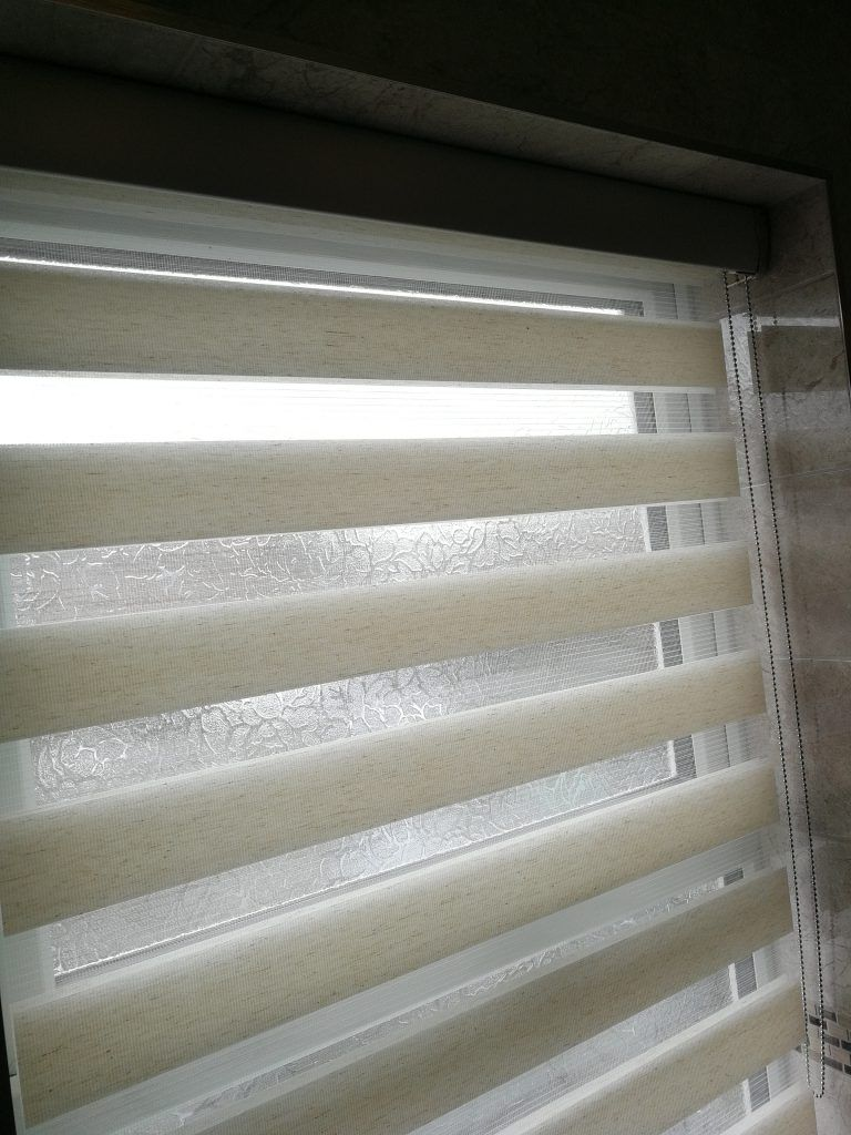 Duo Blinds Curtain And Blind